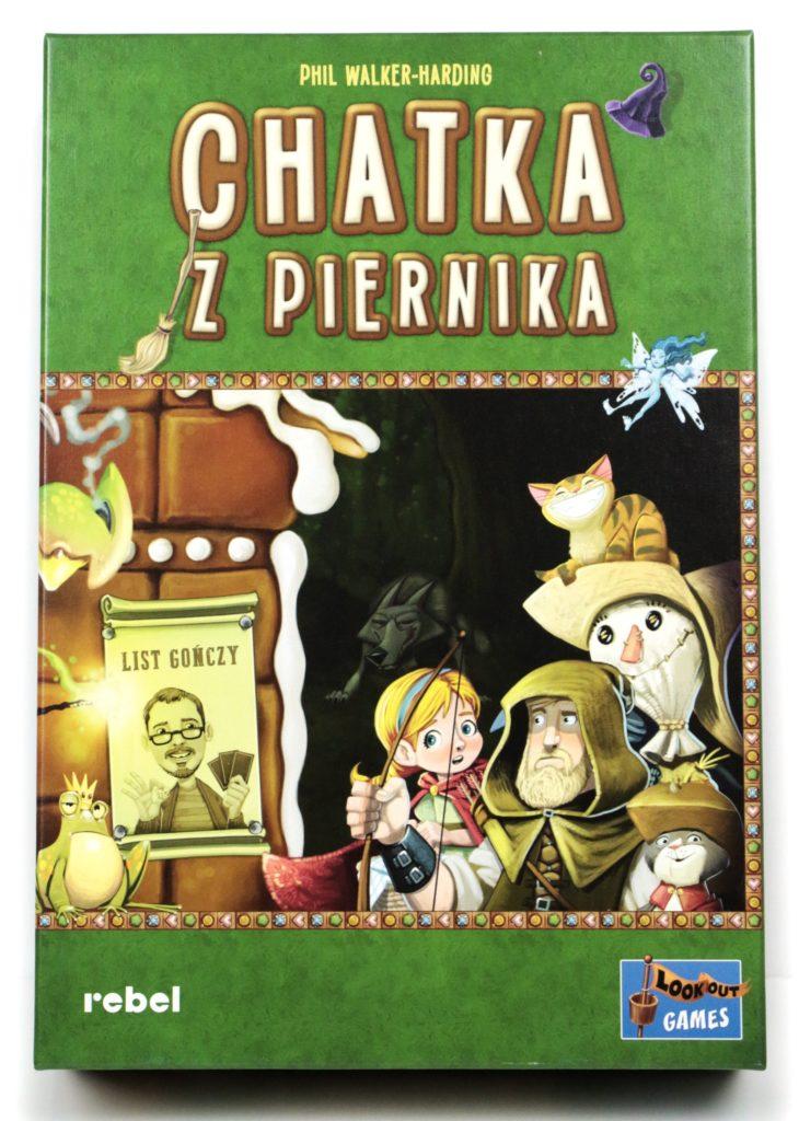 Pudełko Chatki z Piernika
