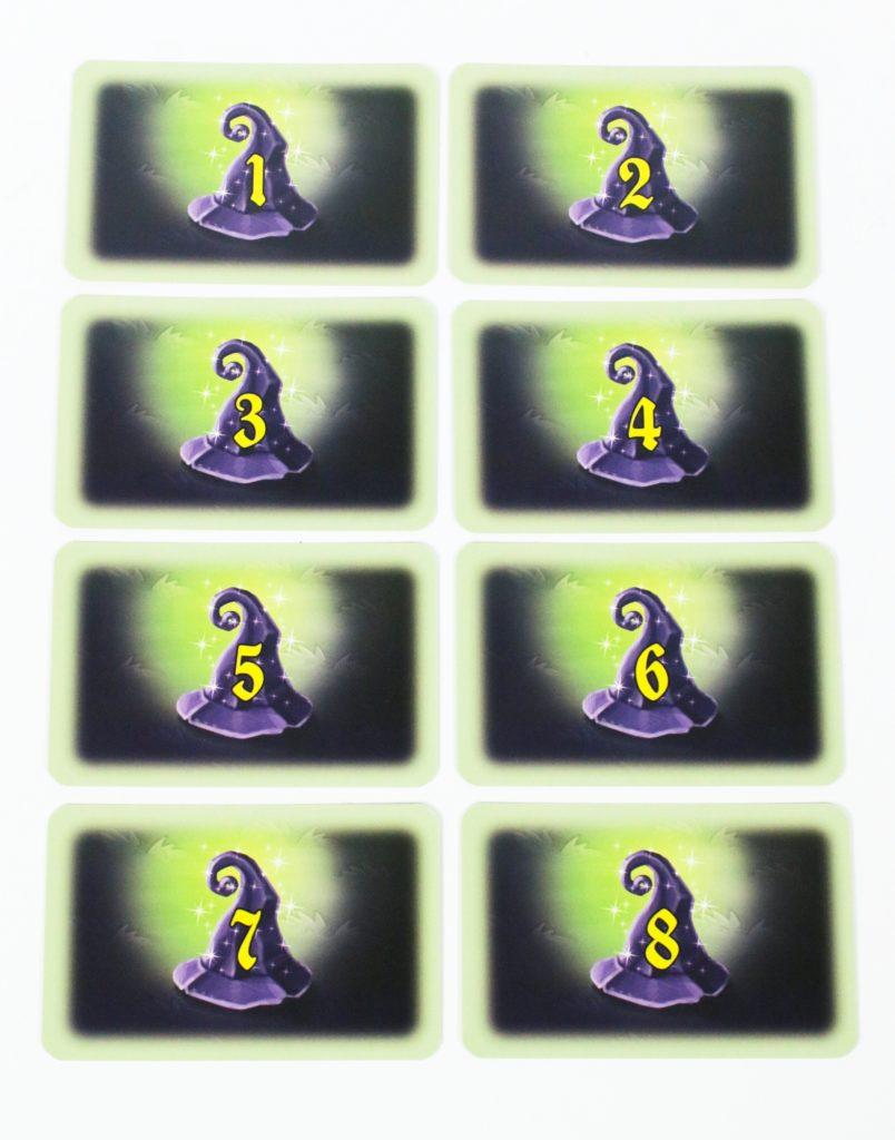 Rewersy kart bonusowych Chatki z Piernika