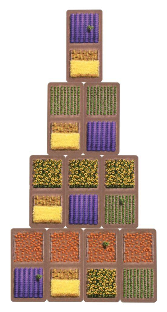 Karty upraw w grze Rolnicy