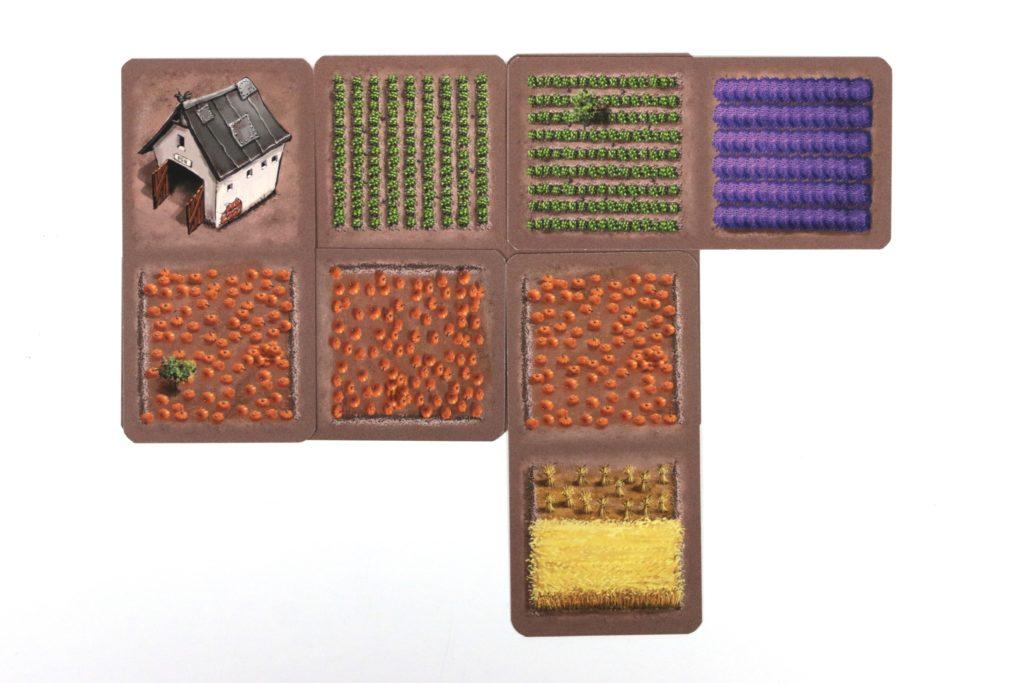 Spółdzielnia w grze Rolnicy