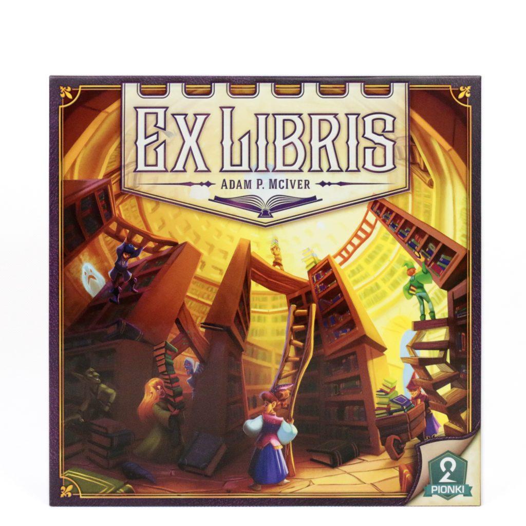 Pudełko Ex Libris