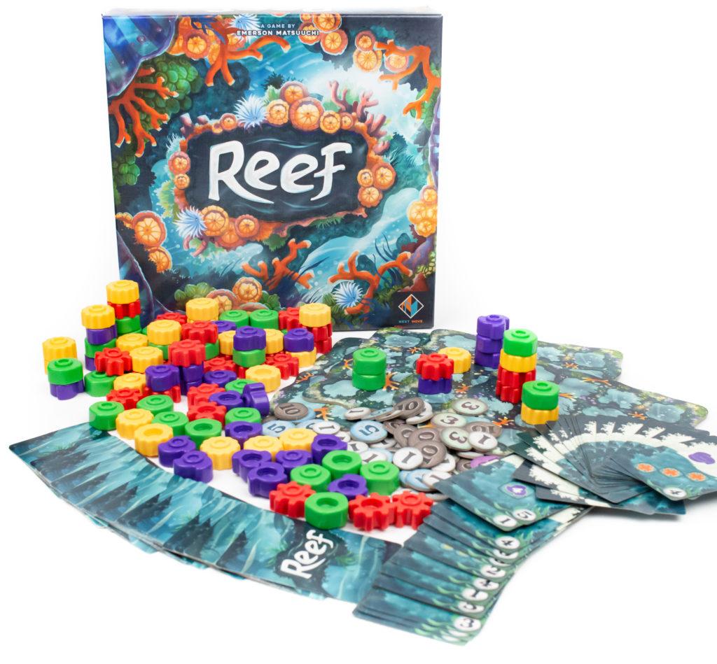 Reef w całej okazałości