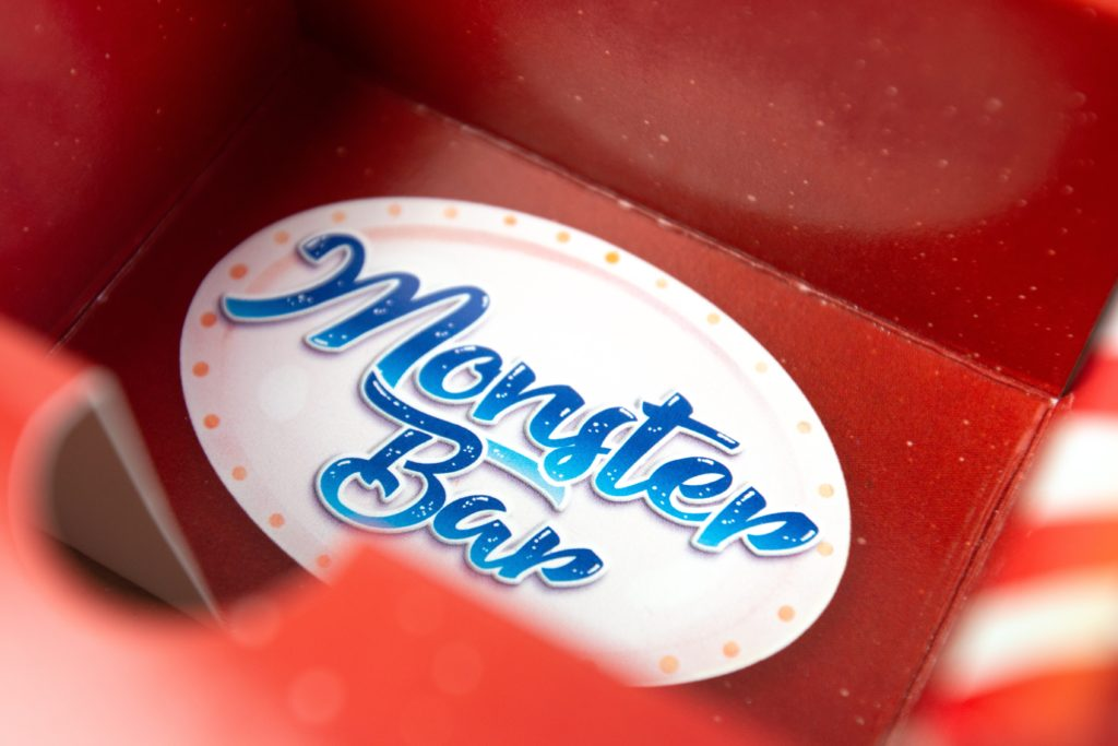 Monster Bar - w pudełku