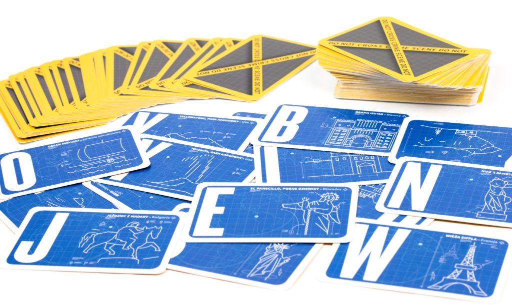 Potęga słowa karty niebieskie