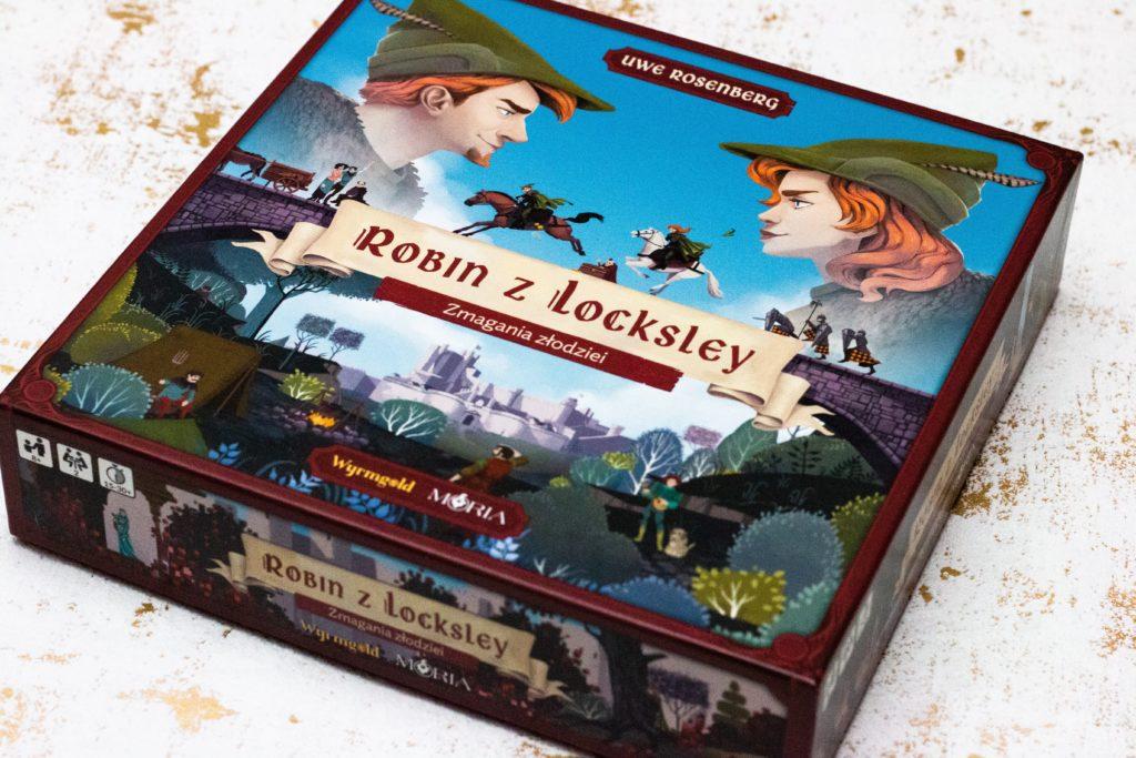 Robin z Locksley: Pudełko