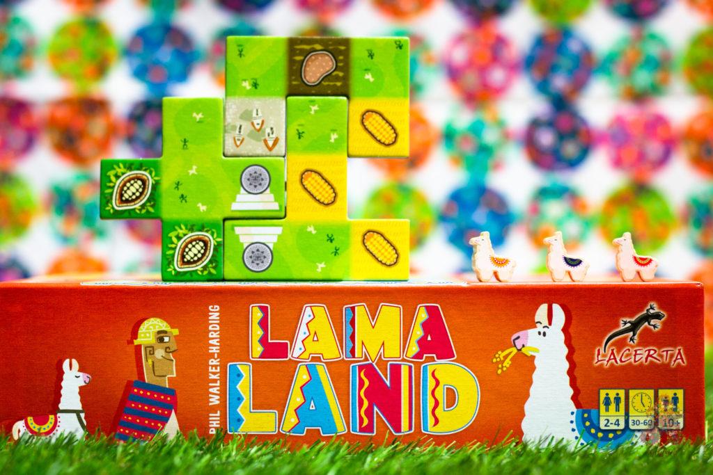Lamaland, włości i lamy