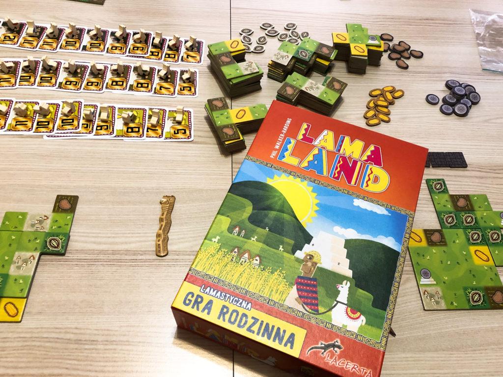 Lamaland na stole